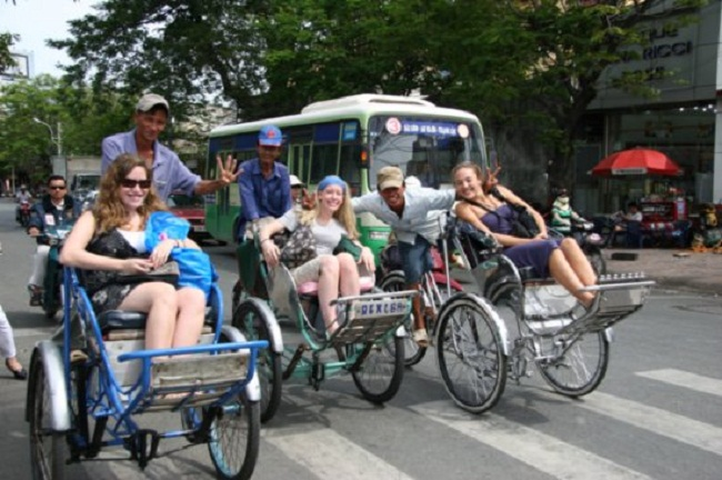 Ho Chi Minh City Cyclo Tour