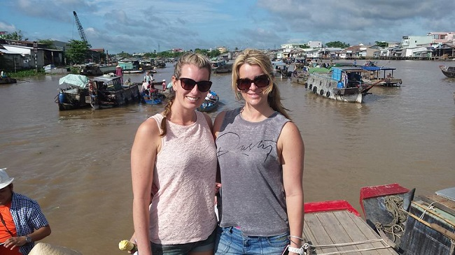 Mekong Delta half day tour - Cai Rang floating market