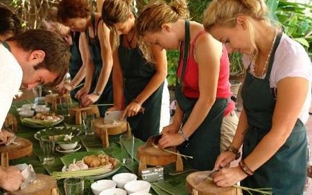 Ho Chi Minh city cooking class tour