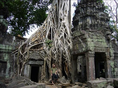 Combined Mekong Delta and Cambodia Tour