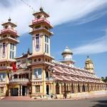 Cao Dai Temple – Tay Ninh (Part 1)